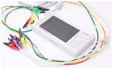 携帯用心電計